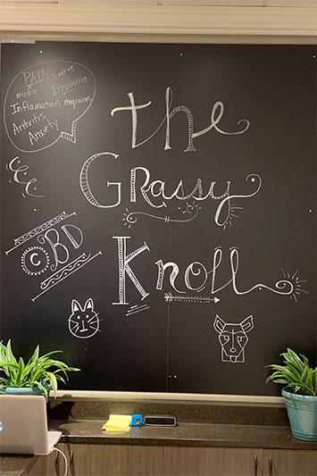 Grassy Knoll CBD