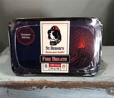St. Bernie's Gum