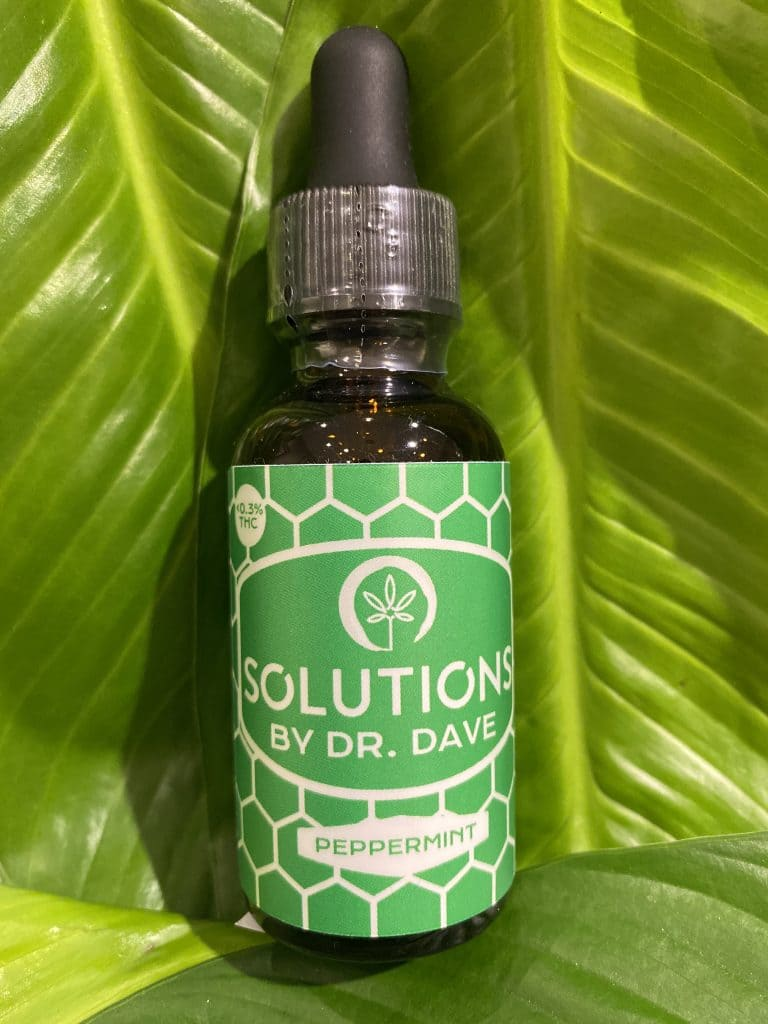 Solutions by Dr. Dave Peppermint 1000mg